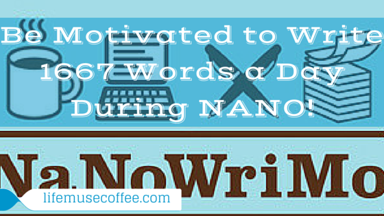nanowrimo motivation